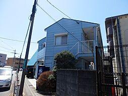 ハイツ蒼風[2階]の外観