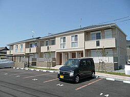 シャーメゾン新中島[1階]の外観