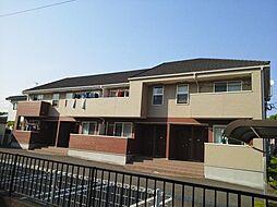 グリーンパークA[2階]の外観