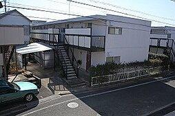 田中コーポ A棟[1階]の外観