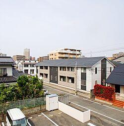 福岡県福岡市早良区室見2丁目の賃貸アパートの外観