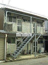 三杉荘[1階]の外観