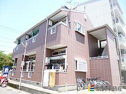サクセス南福岡[101号室]の外観