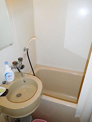 部屋風呂もあり...