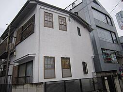 東京都西東京市西原町4丁目の賃貸アパートの外観