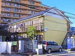 コーポラスN羽沢[1階]の外観