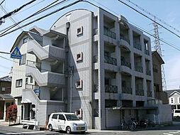 シャルマンフジ久米田五番館[403号室]の外観
