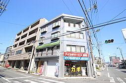 広島県広島市西区都町の賃貸マンションの外観