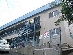 うずらマンション[1階]の外観