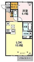 入曽駅 8.0万円