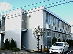 埼玉県三郷市新和4の賃貸アパートの外観
