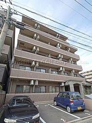 広島県広島市東区牛田早稲田の賃貸マンションの外観