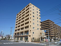 レ・モンデ新潟[805号室]の外観