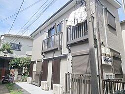 東京都品川区荏原5丁目の賃貸アパートの外観