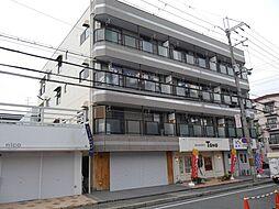 大阪府茨木市玉櫛2の賃貸マンションの外観