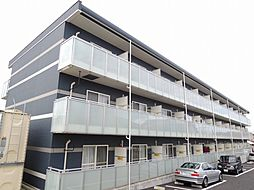 千葉県松戸市六実3丁目の賃貸マンションの外観