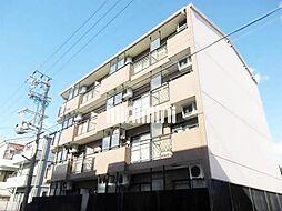 あけぼの巌ビル[4階]の外観