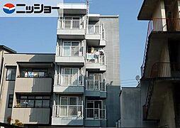 メゾンミエル[4階]の外観