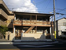 曽根荘[5(2階北)号室]の外観