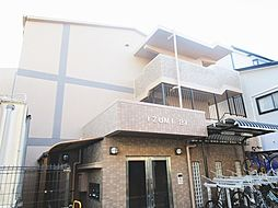 大阪府泉大津市本町の賃貸マンションの外観