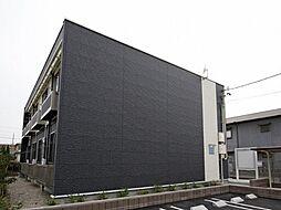 レオネクスト稲西[1階]の外観