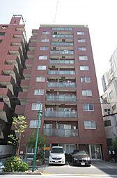 東京都荒川区西日暮里1丁目の賃貸マンションの外観