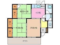 東松阪駅 4.0万円