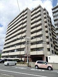 第22プリンスマンション[9階]の外観