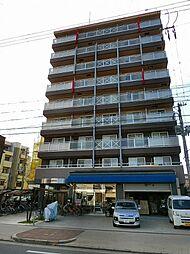 大阪府大阪市東成区大今里南3丁目の賃貸マンションの外観