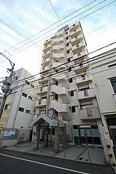 広島県広島市南区金屋町の賃貸マンションの外観