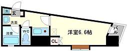 ルパピヨン・SP[4階]の間取り