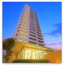 メゾン・ド・ヴィレ大阪城公園前[23階]の外観