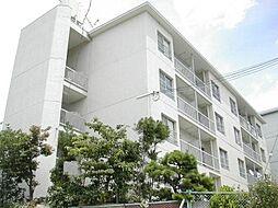 津田マンション[1階]の外観