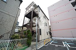 兵庫県神戸市須磨区大田町2丁目の賃貸アパートの外観