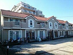 横浜市港北区小机町 グラシュー ヴィラ[1階]の外観