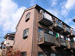 グランメール大沢[1階]の外観