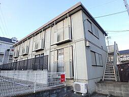 シティハイムチハルII[205号室]の外観