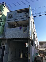 アドヴァン住之江[2階]の外観