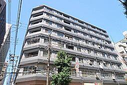 チサンマンション第3新大阪[10階]の外観