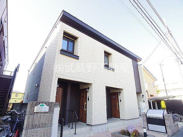 東京都小平市天神町2丁目の賃貸アパート