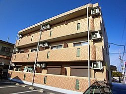 御幸町1Kマンション[3階]の外観