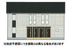 仮)D-room諸江下丁[102号室]の外観