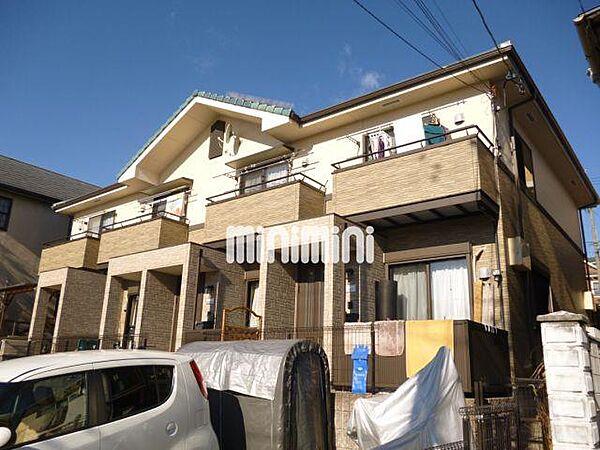 愛知県名古屋市天白区植田山4丁目の賃貸アパート