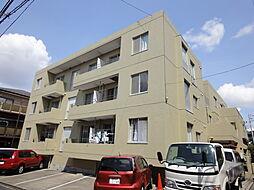 神奈川県横浜市南区永田北2丁目の賃貸マンションの外観