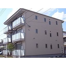 静岡県静岡市清水区八坂北2丁目の賃貸マンションの外観