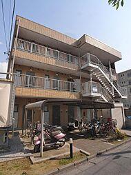 アンプルール フェール 上福岡II[1階]の外観