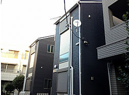 フォンテーヌコート川崎[207号室]の外観