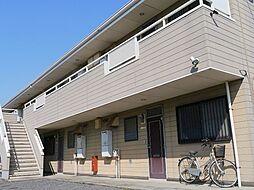 サニーレジデンスA[2階]の外観