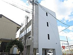 愛知県安城市三河安城本町1丁目の賃貸マンションの外観