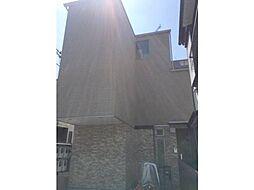東京都小金井市緑町1丁目の賃貸アパートの外観